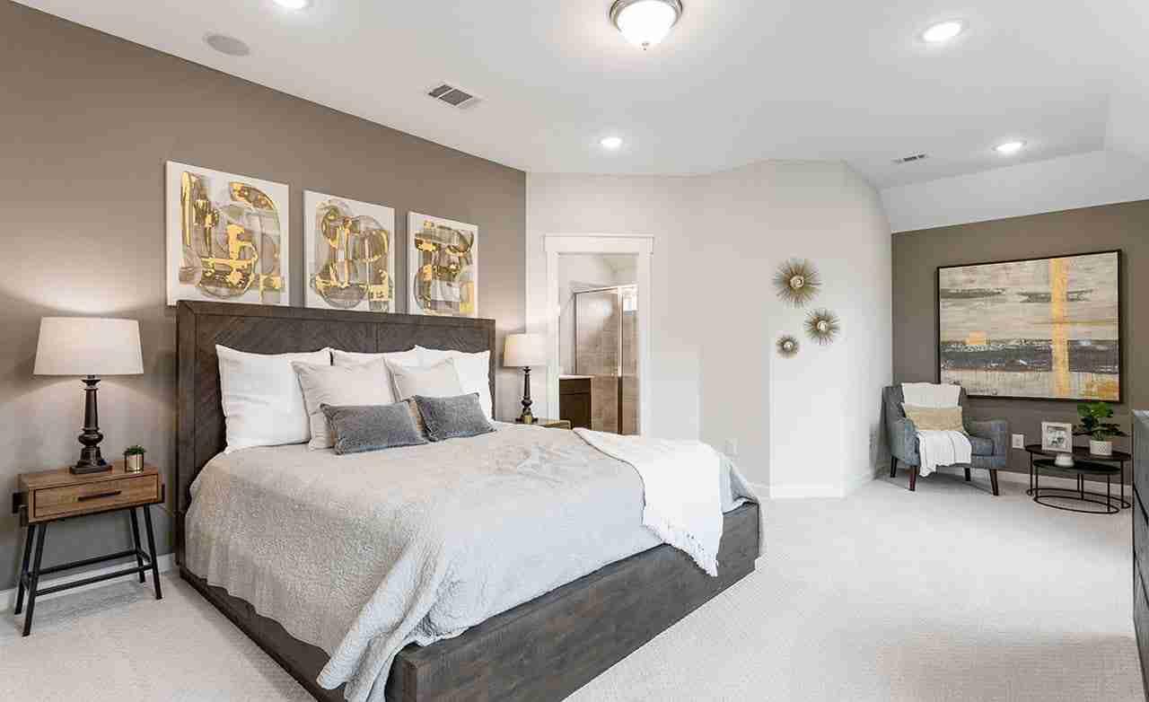 Kimbell - Master Bedroom
