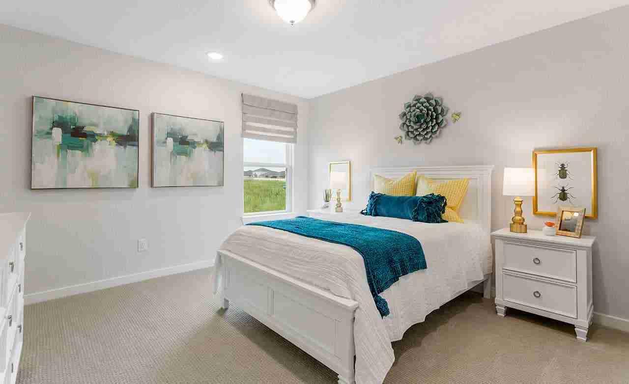 Meyerson - Secondary Bedroom