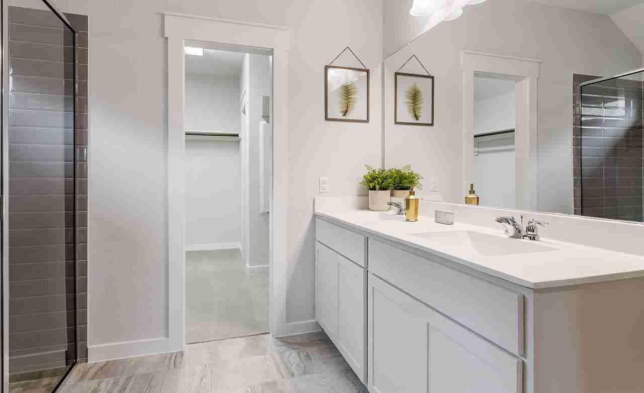 Meyerson - Master Bathroom
