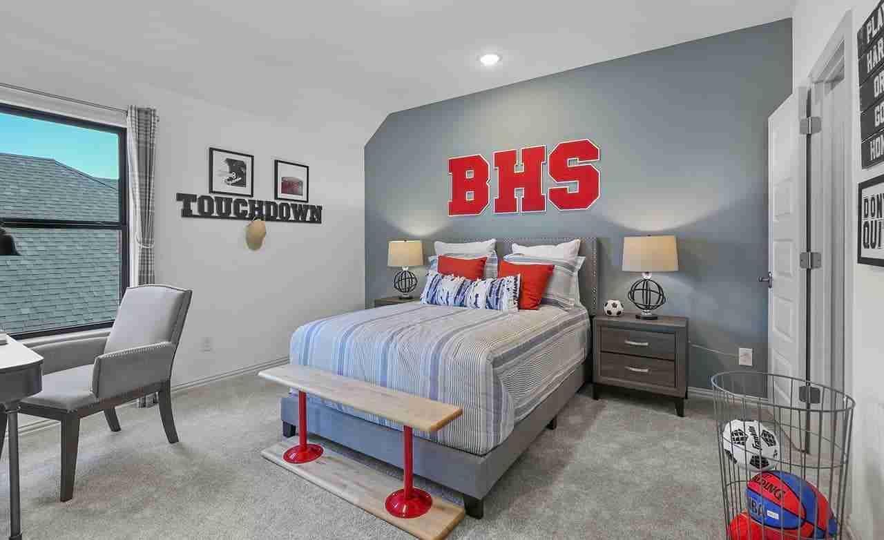 Magnolia - Secondary Bedroom