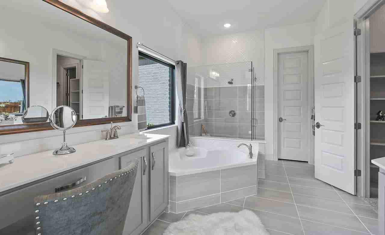 Magnolia - Master Bathroom