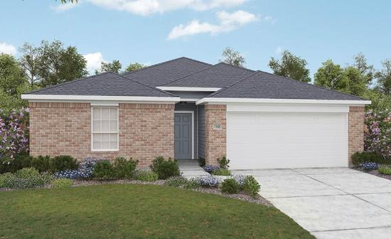 Homes Plans In New Braunfels Tx