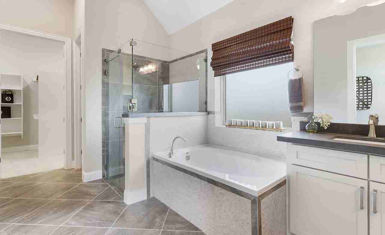 Juniper Master Bathroom
