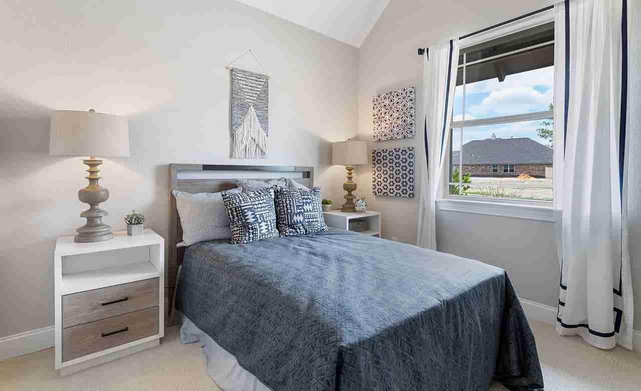Juniper Secondary Bedroom