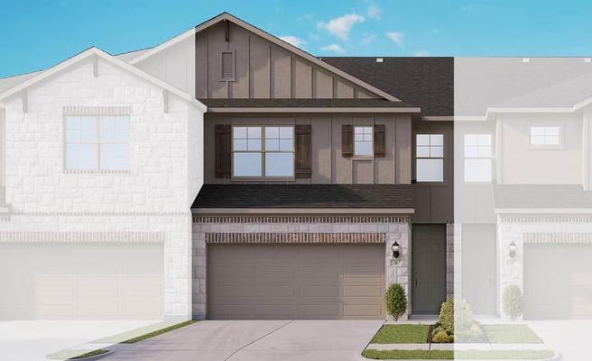 Townhome Series - Acadia B