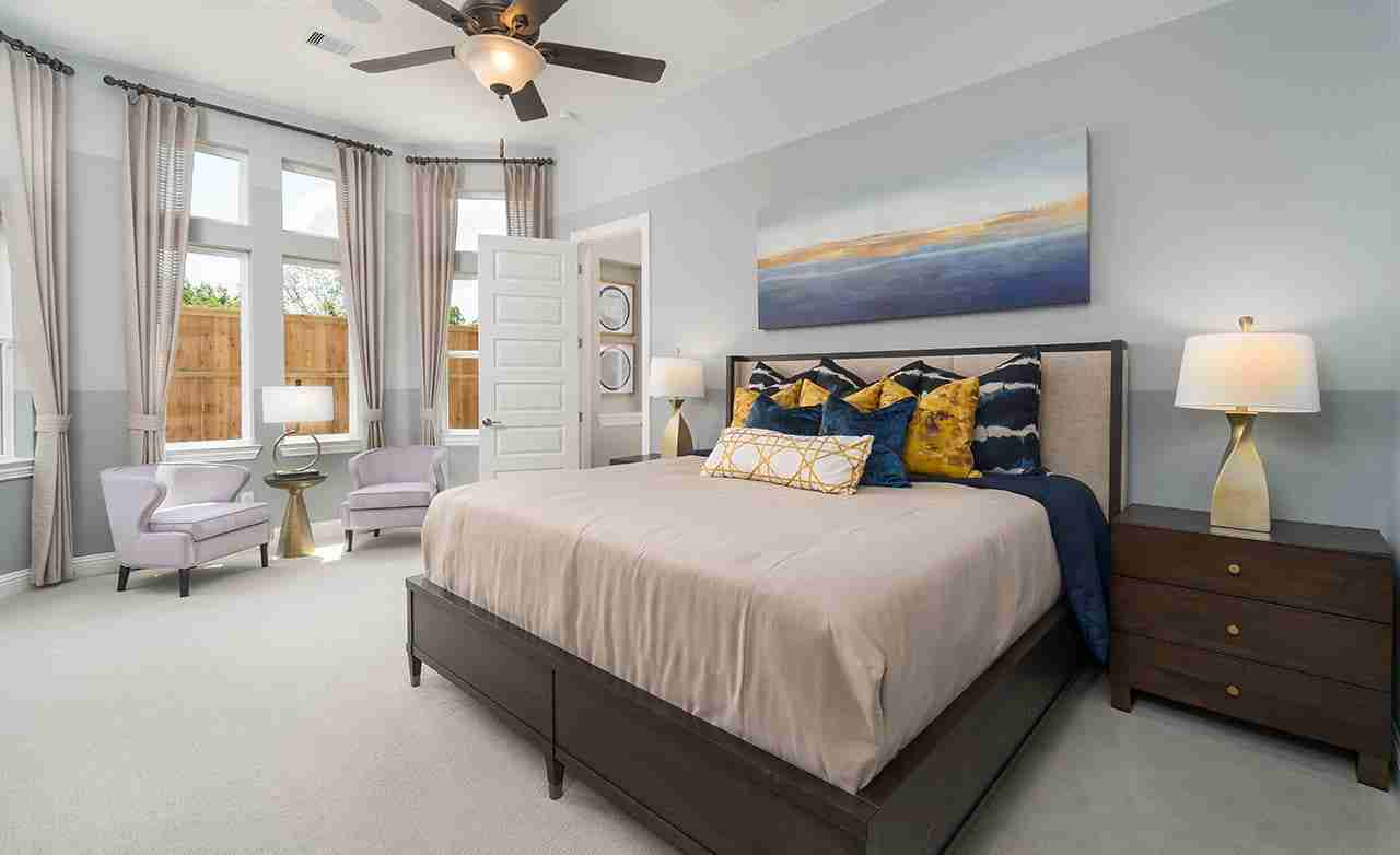 Juniper – Master Bedroom