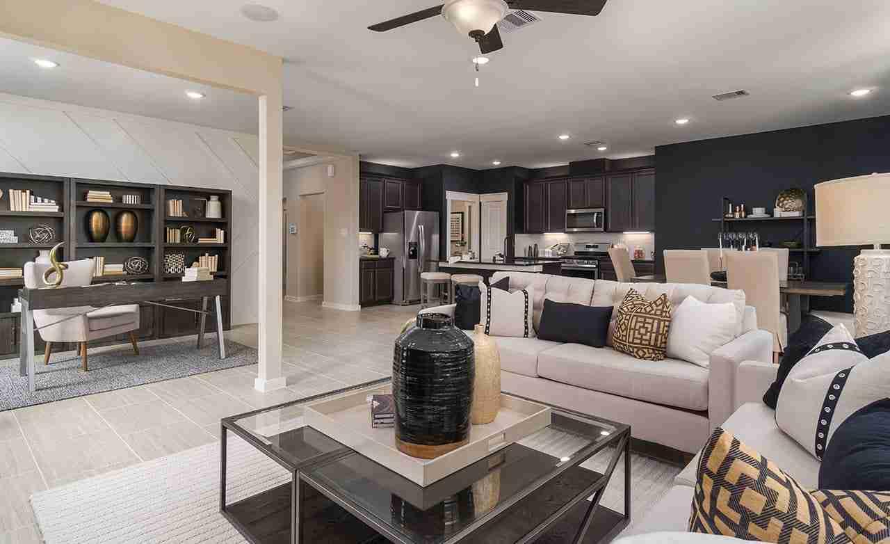 Driskill Living Room