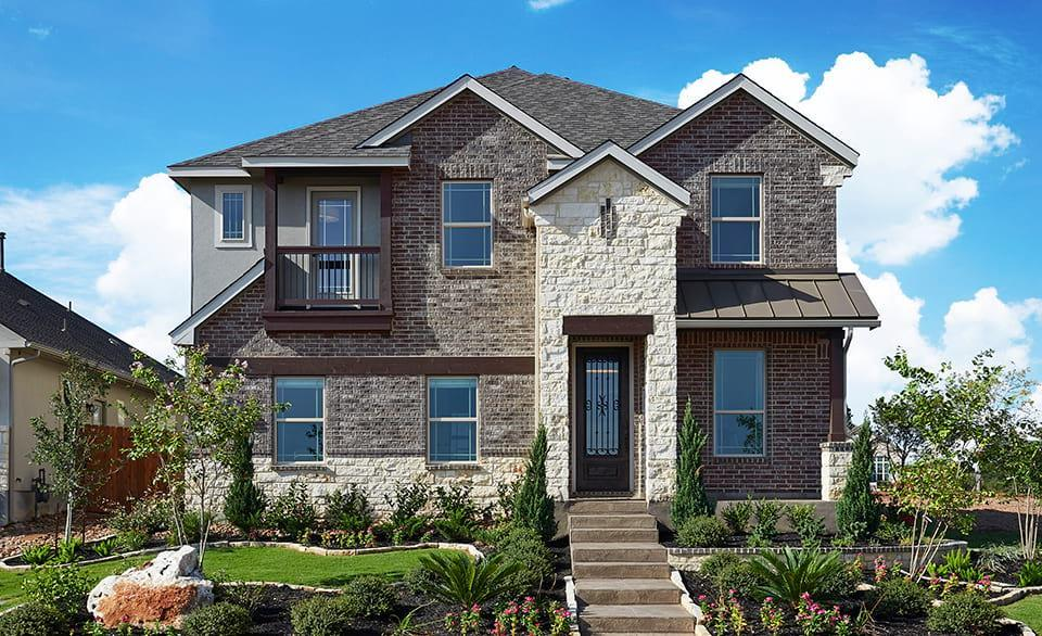 'Meyer Ranch' by Gehan Homes - San Antonio in San Antonio
