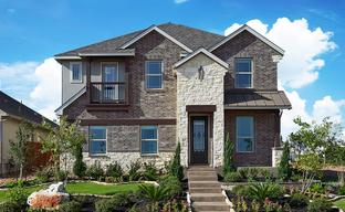 Meyer Ranch by Gehan Homes in San Antonio Texas