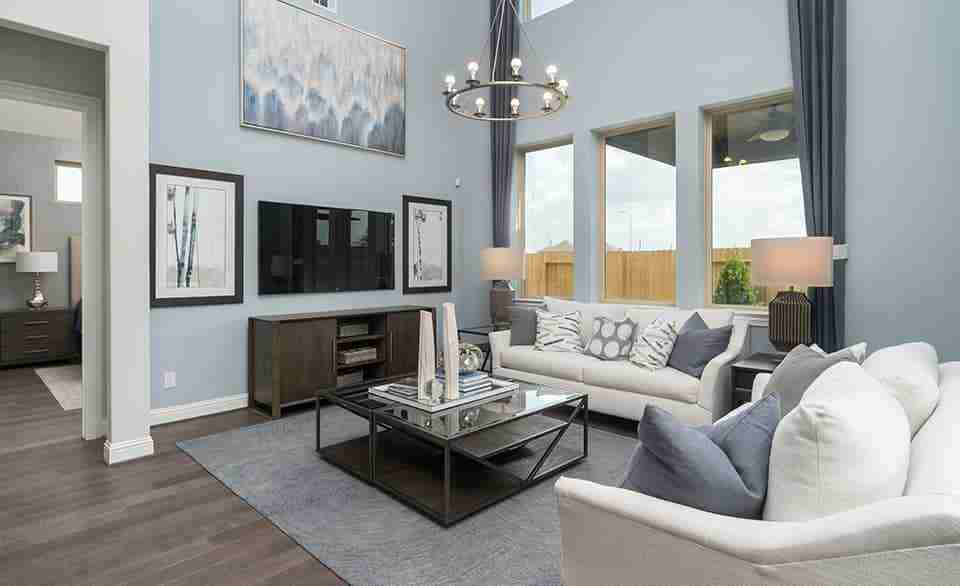 Magnolia – Family Room