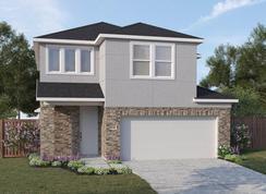 Journey Series - Meridian - Park & Lake Villas: Houston, Texas - Gehan Homes