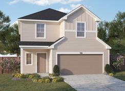 Journey Series - Legend - Veramendi: New Braunfels, Texas - Gehan Homes