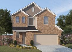 Journey Series - Legend - Newport: Crosby, Texas - Gehan Homes