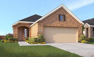 Journey Series - Navigator - The Woodlands Hills: Willis, Texas - Gehan Homes