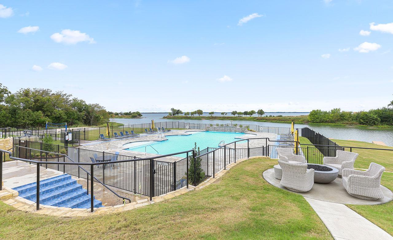 'Heath Golf & Yacht Club - Premier' by Gehan Homes - Dallas in Dallas
