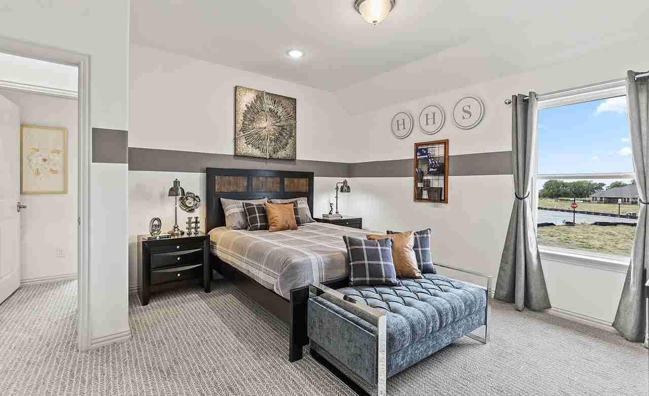 Rosewood - Secondary Bedroom