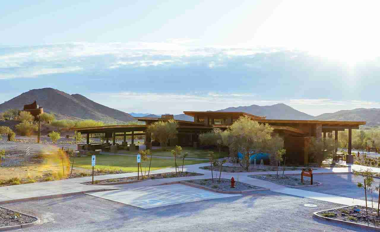 Lucero in Estrella Community Welcome Center