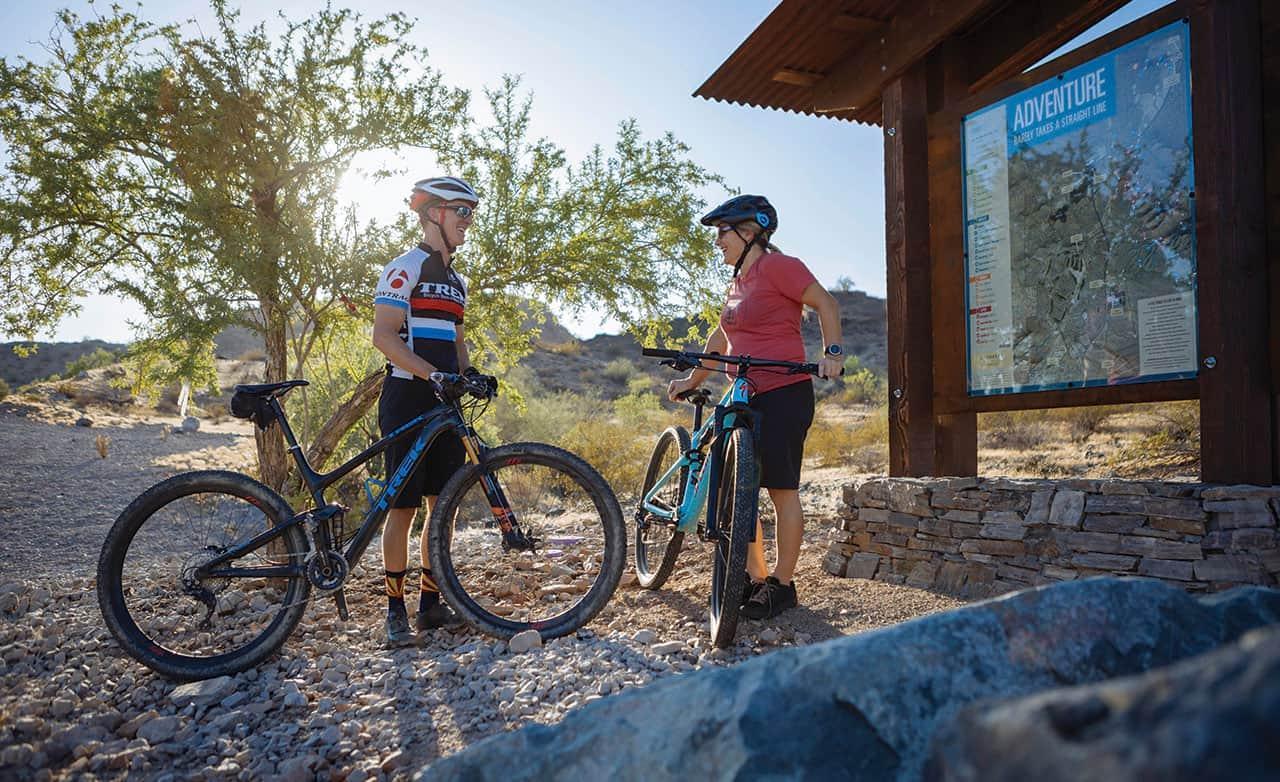 Lucero in Estrella Community Trails