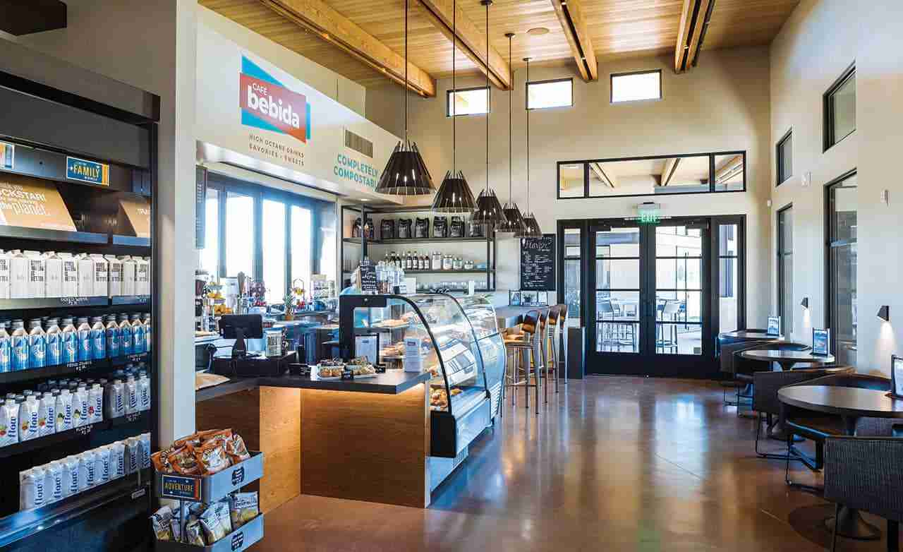 Lucero in Estrella Community Cafe