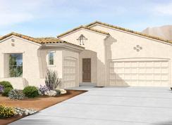Hacienda Series - Coral - Windrose - Hacienda Heights: Litchfield Park, Arizona - Gehan Homes