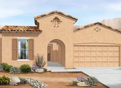 Hacienda Series - Cinnabar - Windrose - Hacienda Heights: Litchfield Park, Arizona - Gehan Homes