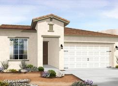 Larkspur - Lucero in Estrella - Castillo Series: Goodyear, Arizona - Gehan Homes