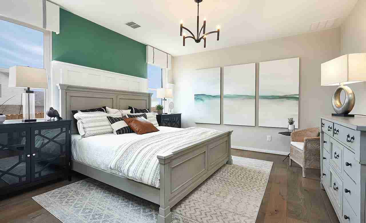 Meridian – Master Bedroom