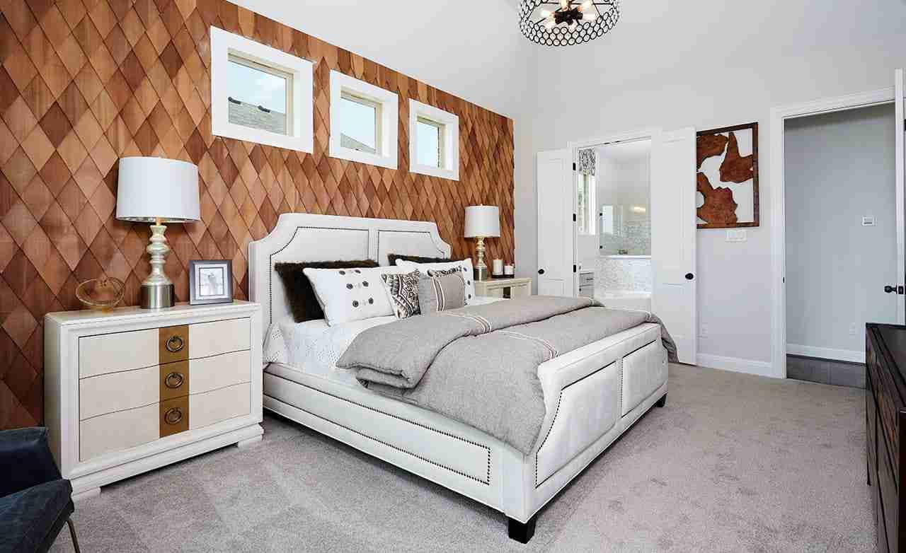 Rosewood - Master Bedroom