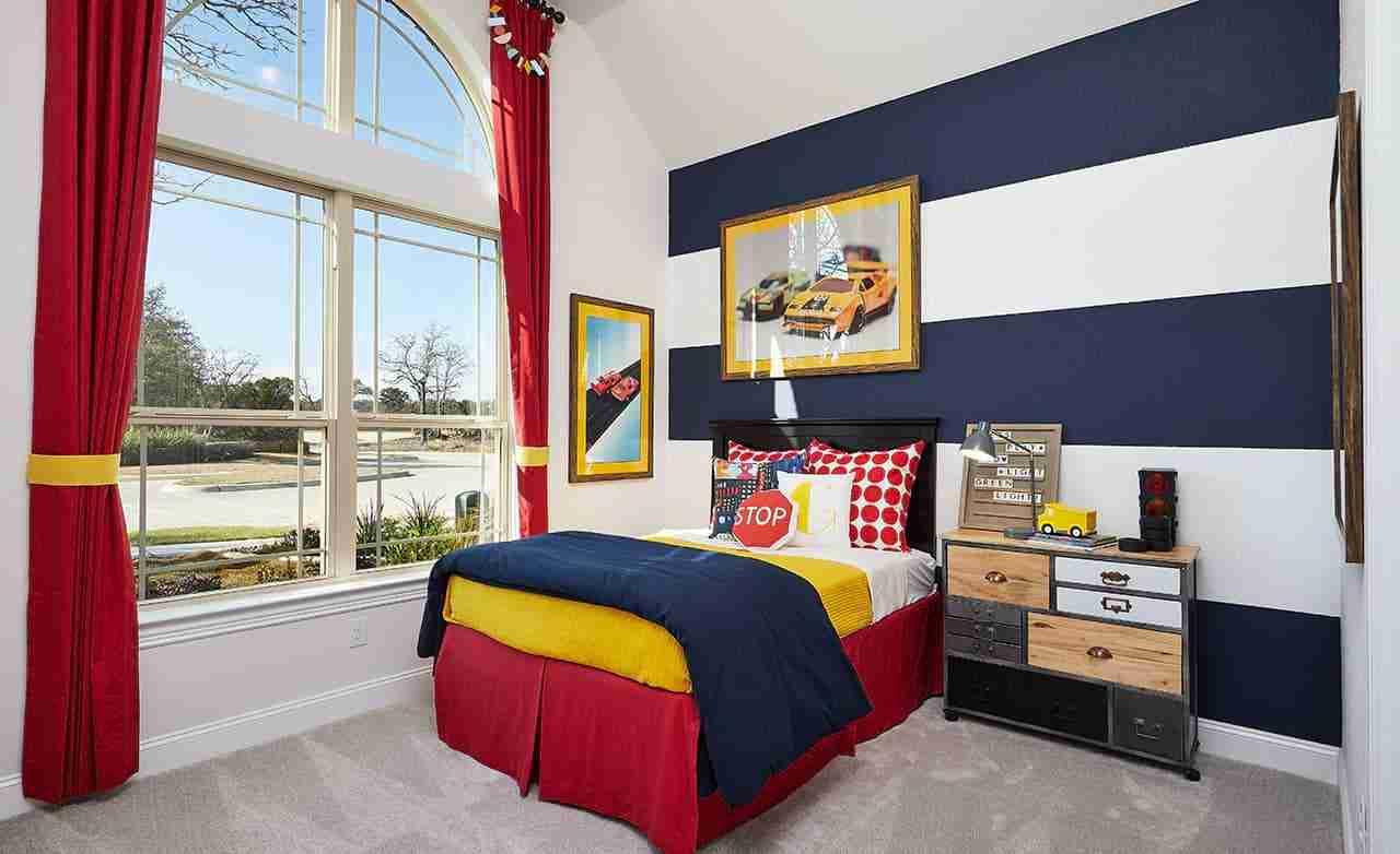 Villanova – Secondary Bedroom