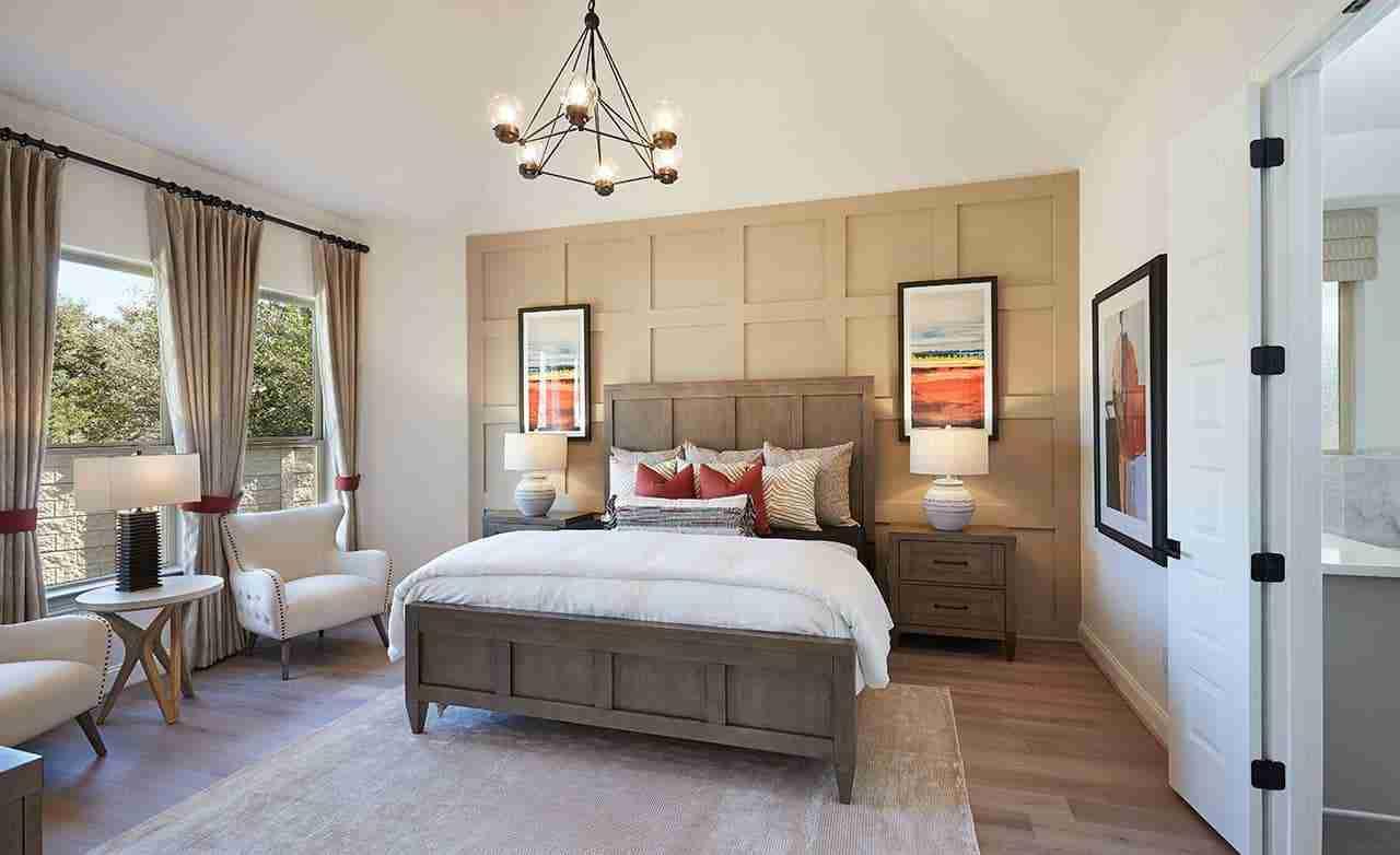 Villanova – Master Bedroom