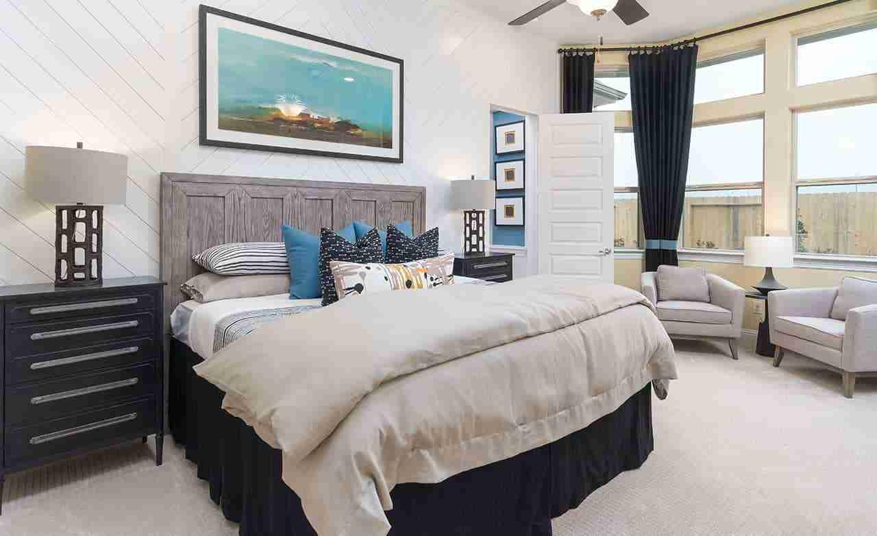 Juniper - Master Bedroom