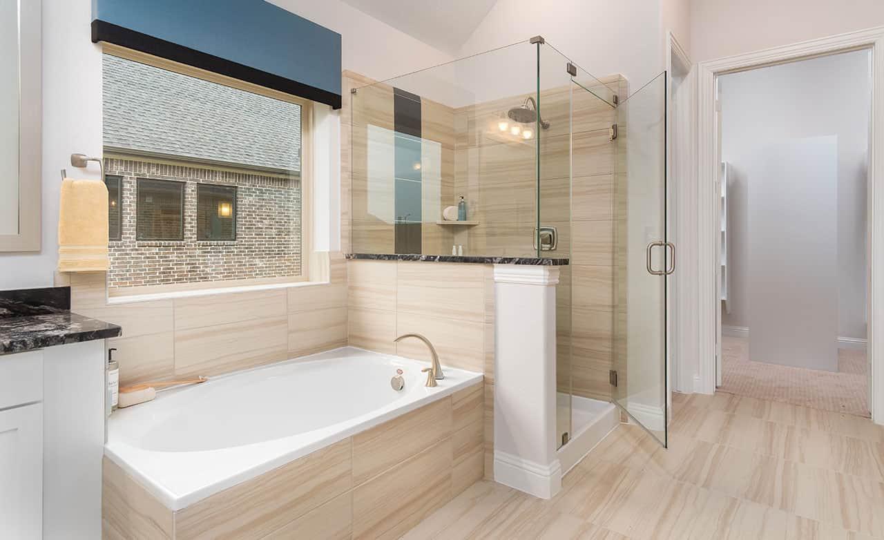 Juniper - Master Bathroom