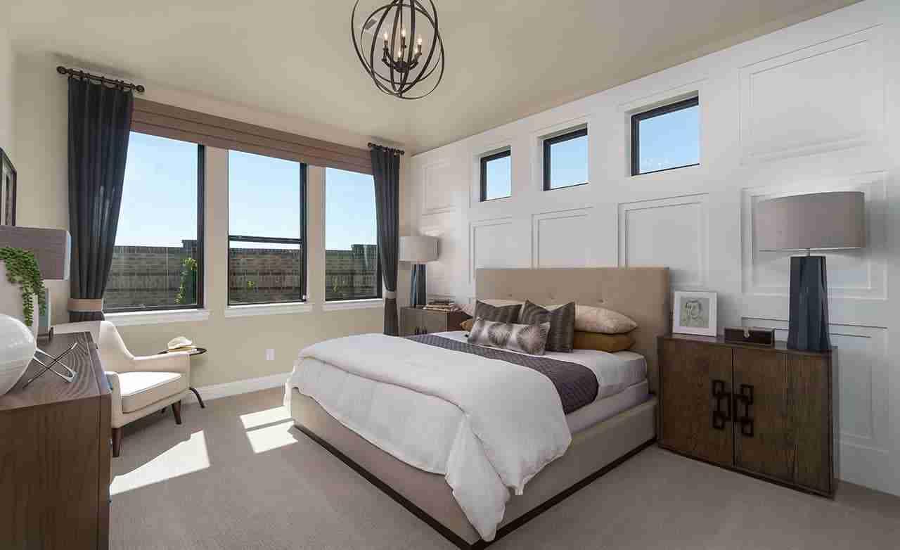 Rosewood – Master Bedroom
