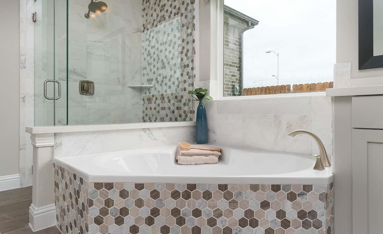 Magnolia – Master Bathroom