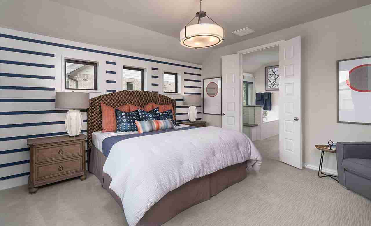 Bermuda – Master Bedroom