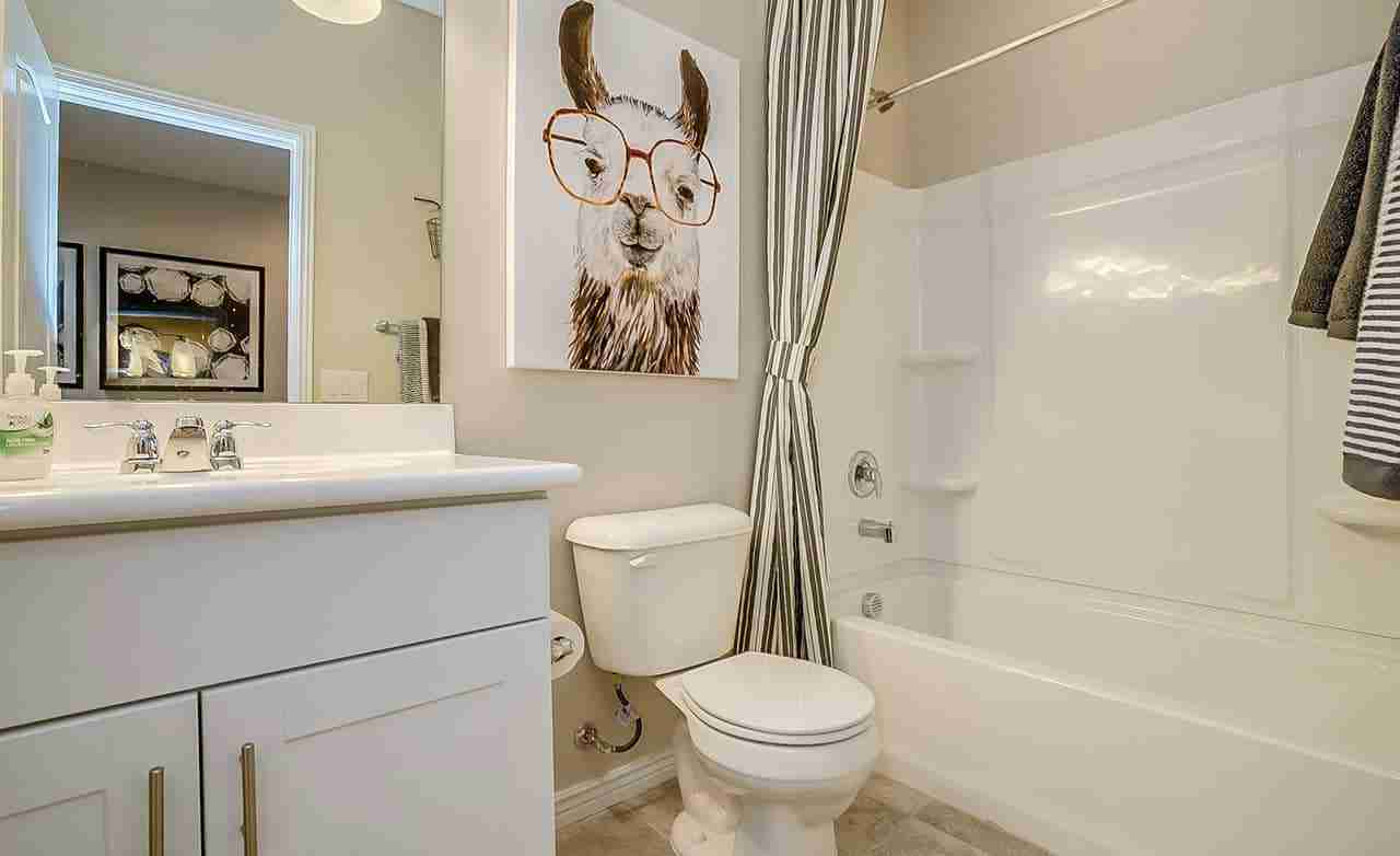 Bluebell – Secondary Bathroom
