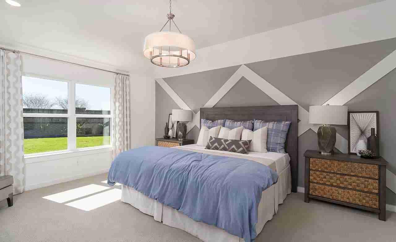 Driskill – Master Bedroom