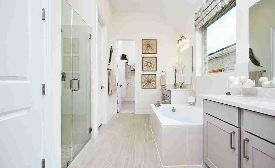 Mahogany – Master Bathroom