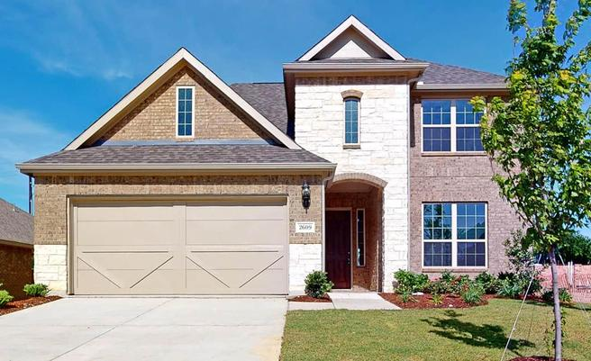 2609 Grouse Hollow Way (Premier Series - Hickory)