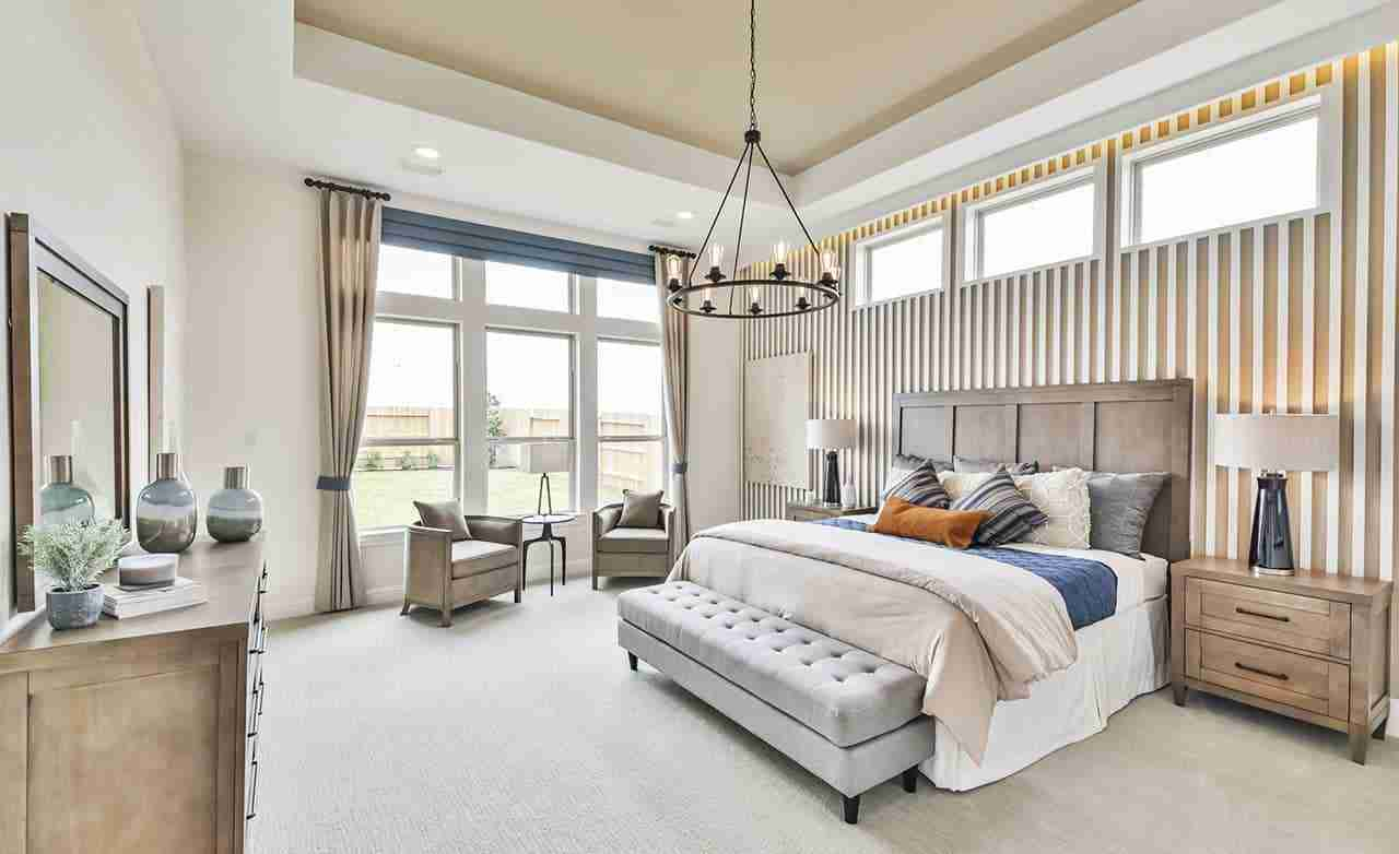 Dartmouth – Master Bedroom