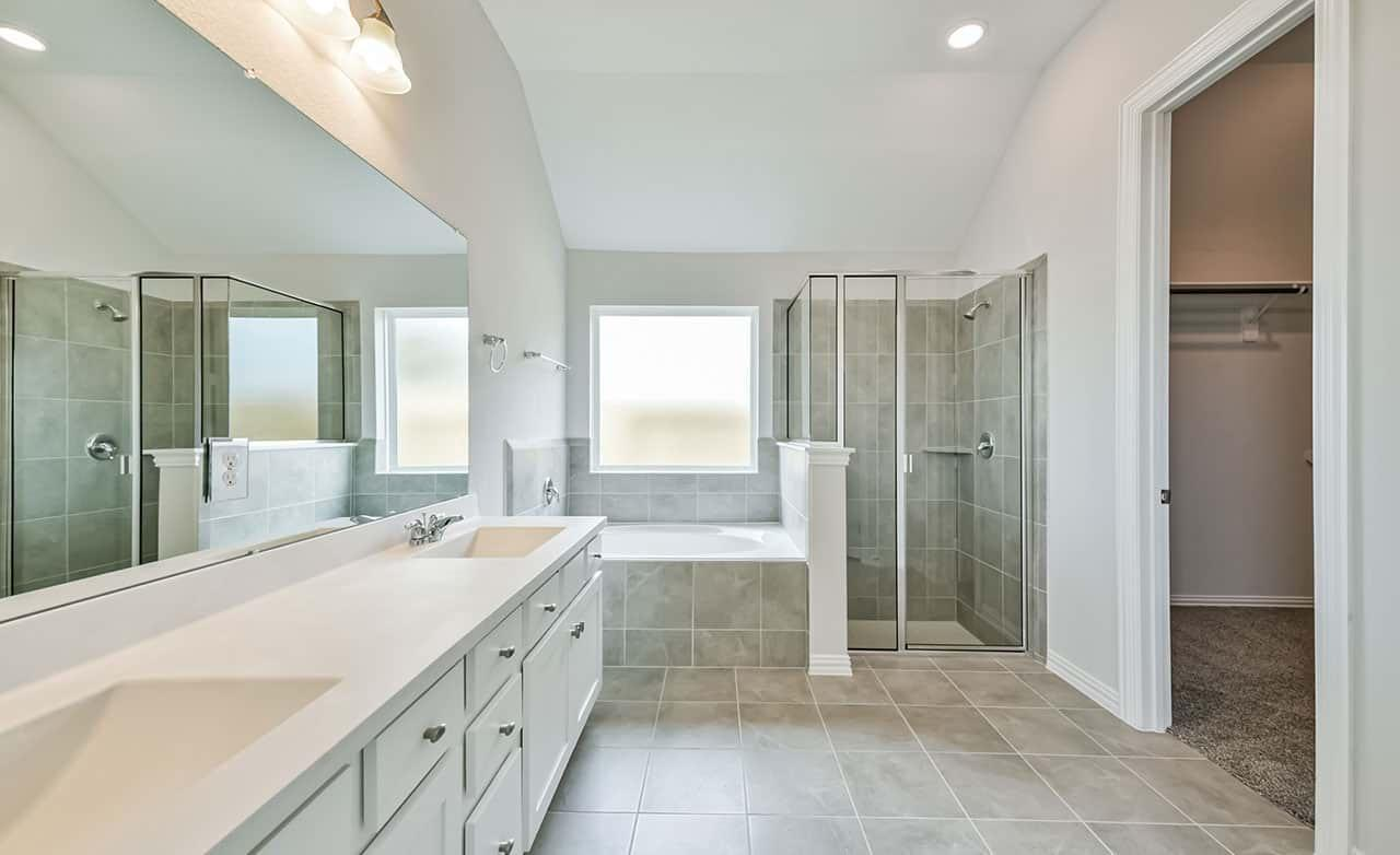 Bathroom featured in the Premier Series - Oleander By Gehan Homes in Houston, TX