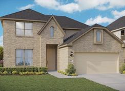Premier Series - Hickory - Bandera Oaks: Helotes, Texas - Gehan Homes