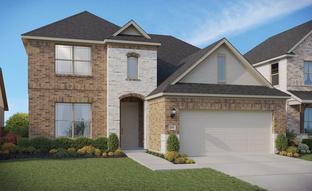 Premier Series - Hickory - Terra Estates: Manvel, Texas - Gehan Homes