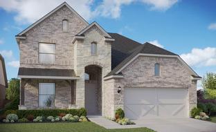 Premier Series - Hickory - Highpoint Hill: Burleson, Texas - Gehan Homes