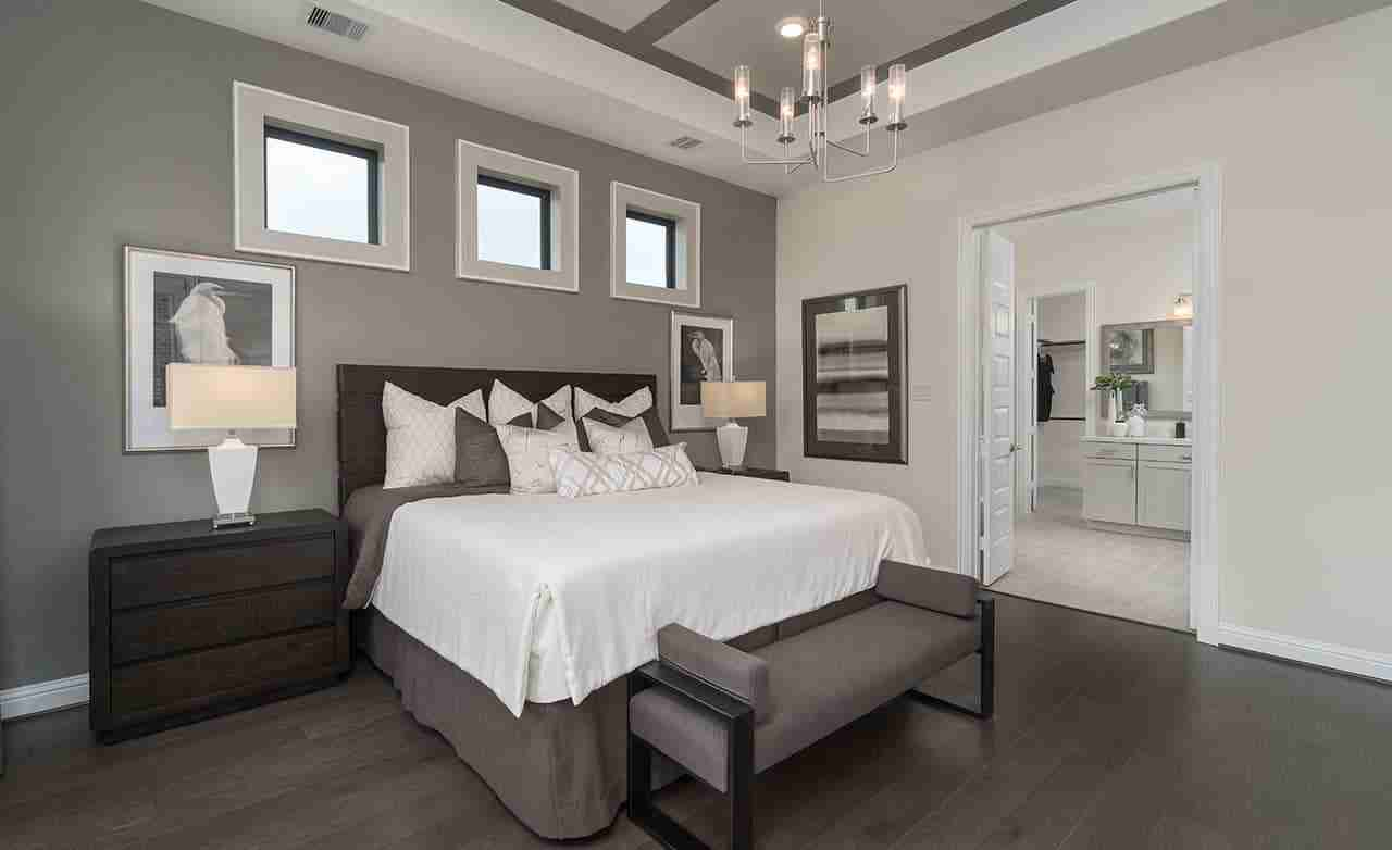 Princeton – Master Bedroom