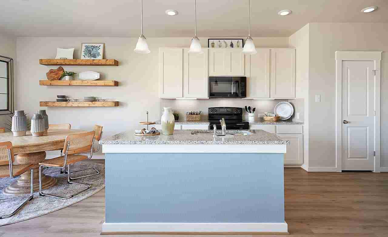 Acadia E – Kitchen