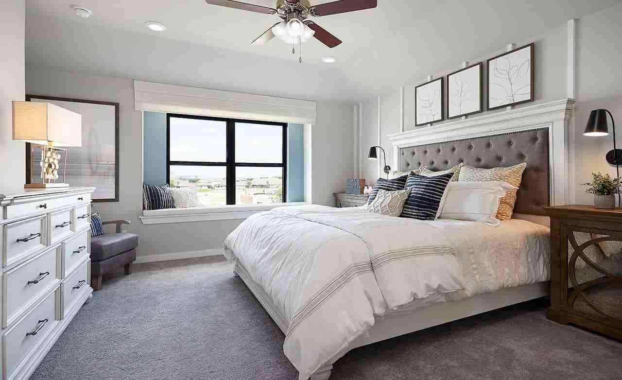 Acadia E – Master Bedroom