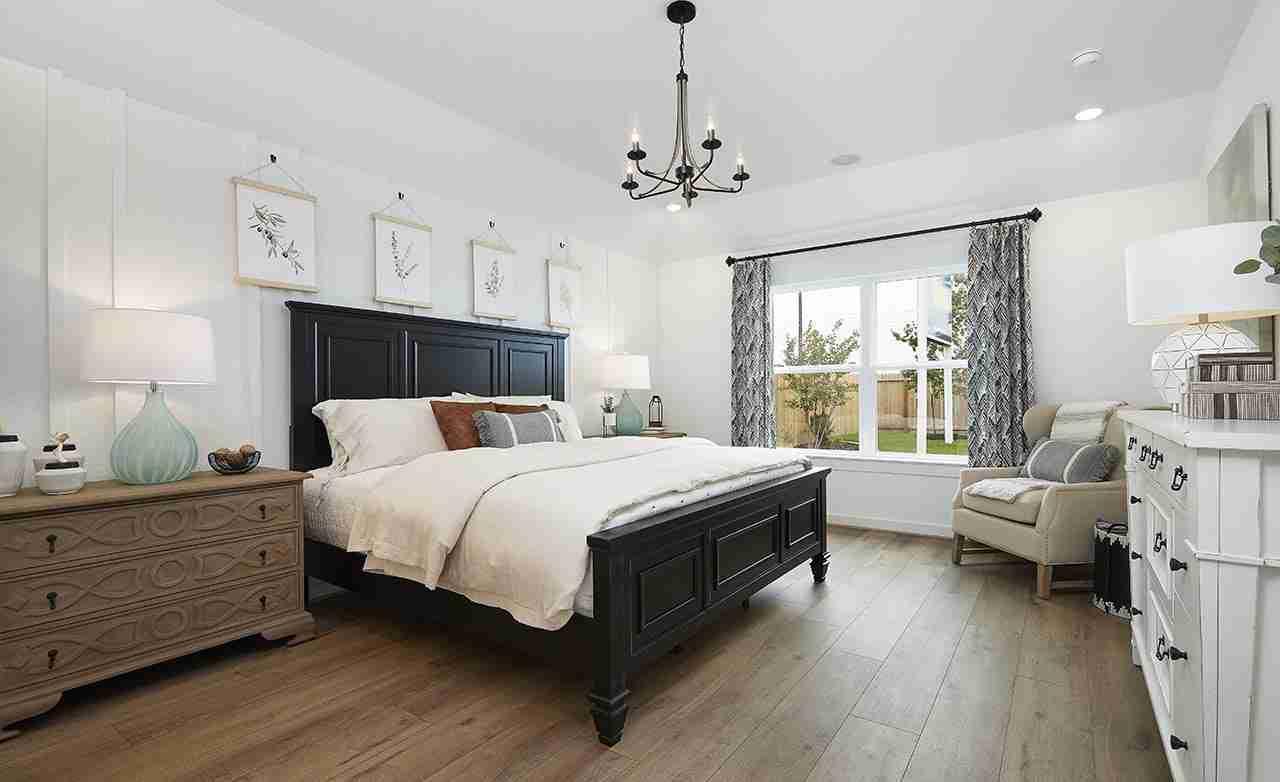 Avalon - Master Bedroom