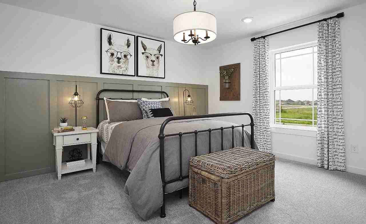 Avalon - Secondary Bedroom