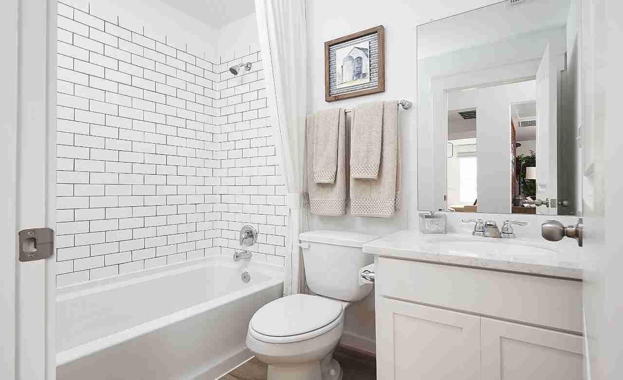 Avalon - Secondary Bathroom